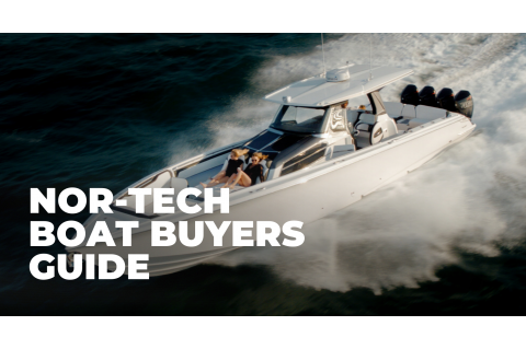 Nor-Tech Boat Buyers Guide